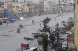 بالفيديو.. 64 قتيلا بسبب إعصار فاني بالهند