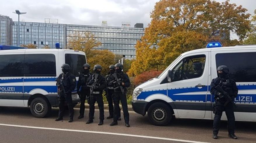 مقتل شخصين بإطلاق نار في ألمانيا