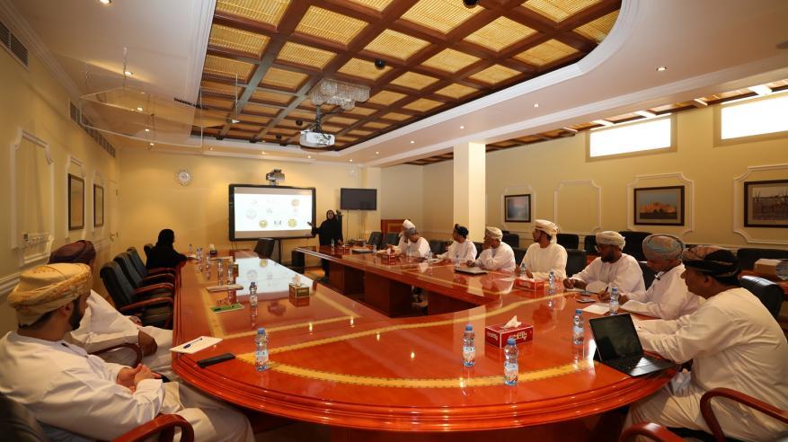 مجلس البحث العلمي ينظم اجتماعا لفريق التراث الثقافي