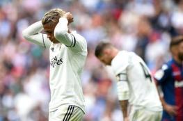 بالفيديو..ريال يخسر للمرة الثالثة على التوالي