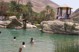 17% زيادة في عدد زوار البرك المائية بوادي بني خالد العام الماضي
