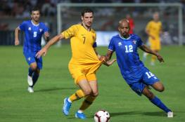 """""""الأزرق"""" الكويتي يتعثر أمام أستراليا في ركلة بداية قوية لـ""""الكنغر"""""""