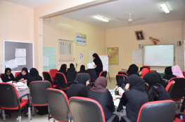 """ورشة للتدريب على تحرير المفردات الامتحانيّة بـ""""تعليمية شمال الشرقية"""""""