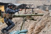 مقتل 3 من الشرطة العراقية في هجوم انتحاري جنوب الموصل