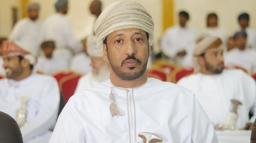 سالم الجنيبي مدير دائرة الطرق بمحافظة الوسطى