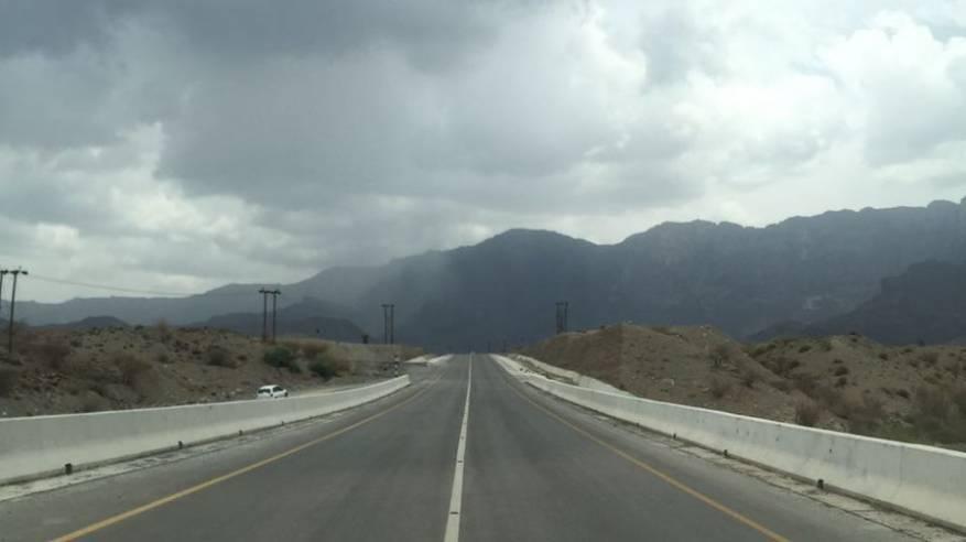 تزايد فرص هطول الأمطار على شمال السلطنة خلال اليومين القادمين