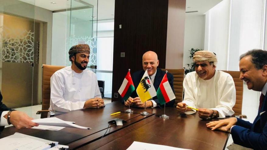 """اتفاقية للتنقيب ومشاركة الإنتاج بين """"النفط العمانية للاستكشاف والإنتاج"""" و""""إيني"""" الإيطالية"""