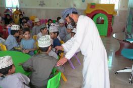 مختبر الطفل ببيت الزبير ينظم ورشا في المحافظات