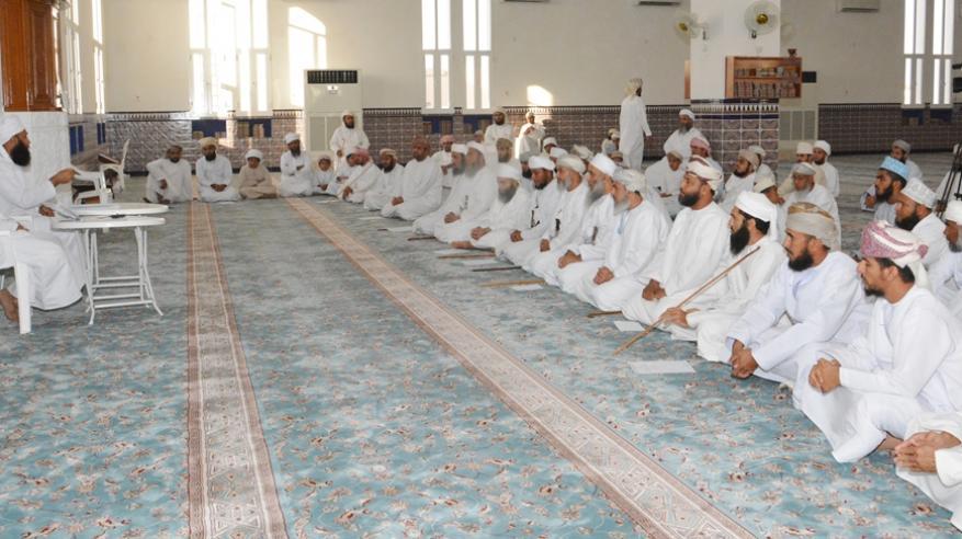 أوقاف الشرقية تنظم ندوة لاستعراض سيرة حياة الإمام نور الدين السالمي