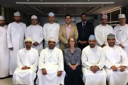 ورشة عمل للتدريب على تدقيق الحسابات في بنك عمان العربي