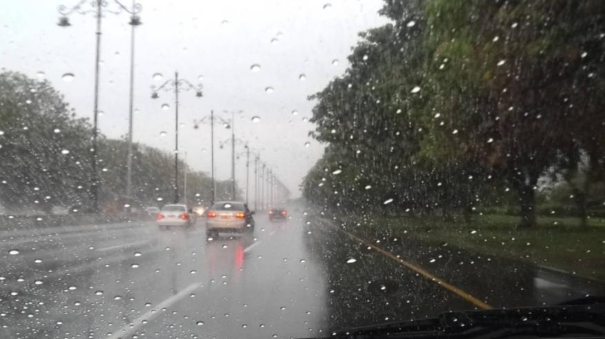 توقعات بهطول أمطار على بعض المناطق بالسلطنة خلال الـ 3 أيام القادمة