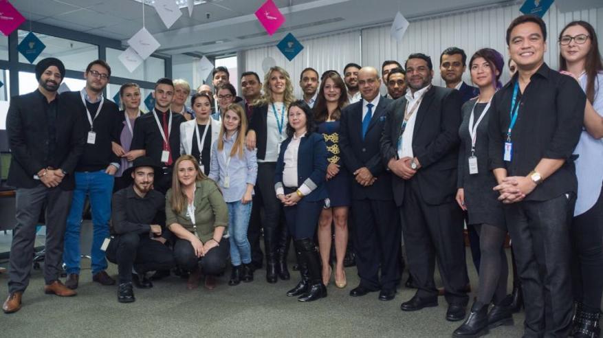 الطيران العُماني يدشّن مركزا جديدا للاتصالات في رومانيا