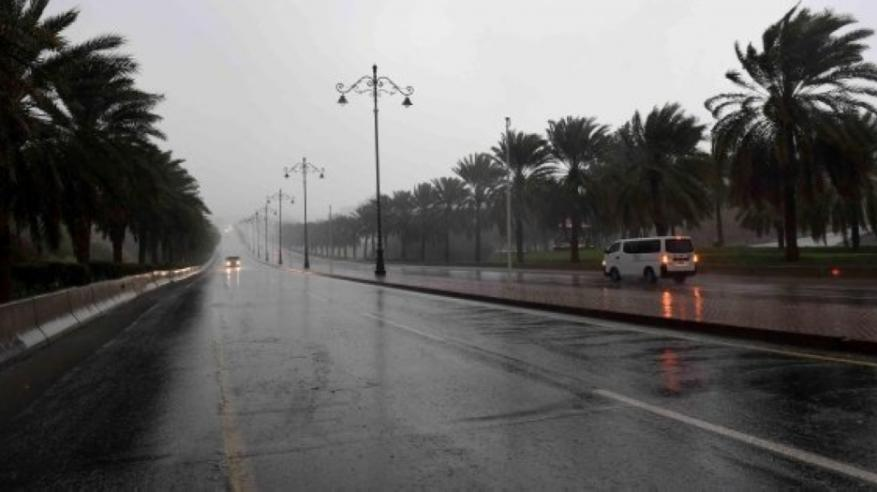 توقعات بتأثر السلطنة بحالة جوية وهطول أمطار متفرقة على بعض المناطق