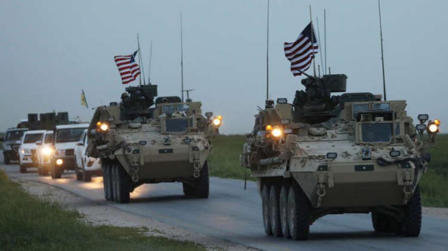 3  قواعد أمريكية جديدة في العراق