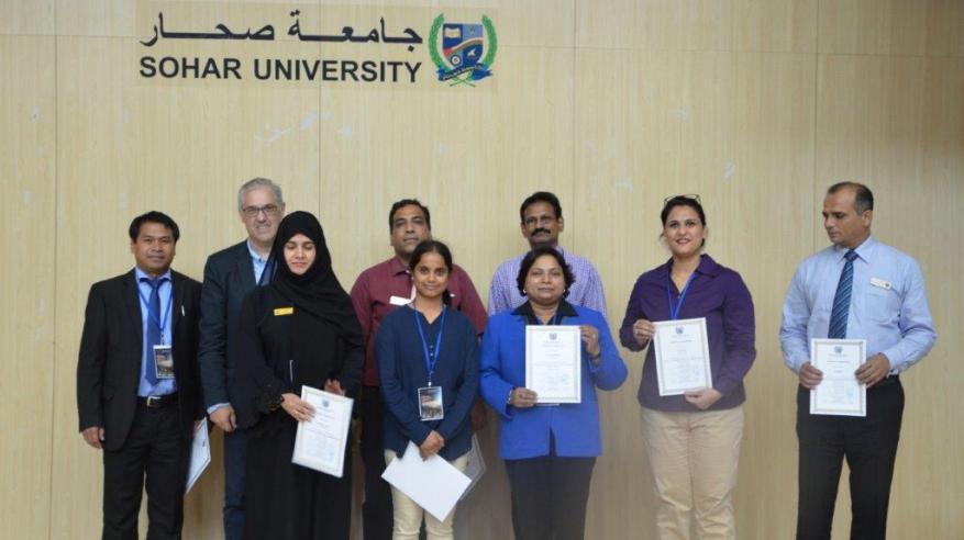 31 ورقة عمل في المؤتمر الثالث للتعليم والتعلم بجامعة صحار