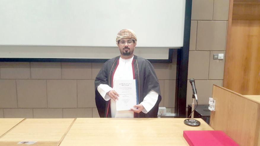 دراسة ماجستير بجامعة السلطان قابوس حول دور المدرسة في تنمية العمل التطوعي