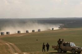 طائرات التحالف تقصف آخر معقل للدولة الإسلامية بشرق سوريا