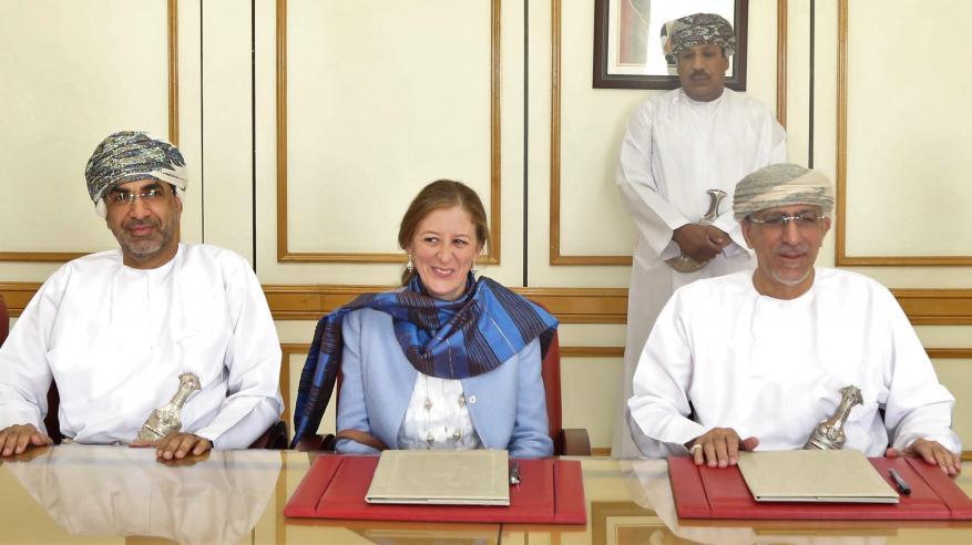 """الساجواني يوقع اتفاقية مع """"الفاو"""" لوضع برامج قطرية"""