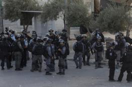 بالفيديو.. إصابة 5 جنود إسرائيليين في عملية دهس