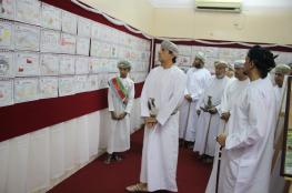 مدرسة سلطان بن مرشد بصور تحتفل بالعيد الوطني الـ 48 المجيد