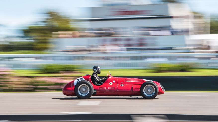 Maserati at Goodwood Revival - Track_5