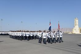شرطة عمان السلطانية تحتفل بيومها وتجدد الولاء والمحبة لصاحب الجلالة
