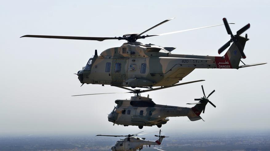 """القوة الجوية تستكمل المراحل العسكرية ضمن """"الشموخ 2"""" و""""السيف السريع 3"""""""