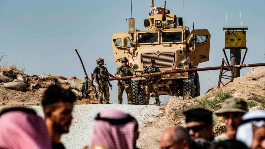 """""""جارديان"""": أمريكا تعطي الضوء الأخضر لتركيا للتوغل في سوريا"""
