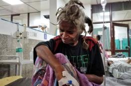هندي وزوجته يشاركان في تعذيب وحبس شقيقته لمدة عامين