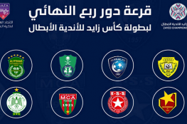 مواجهات نارية في ربع نهائي البطولة العربية