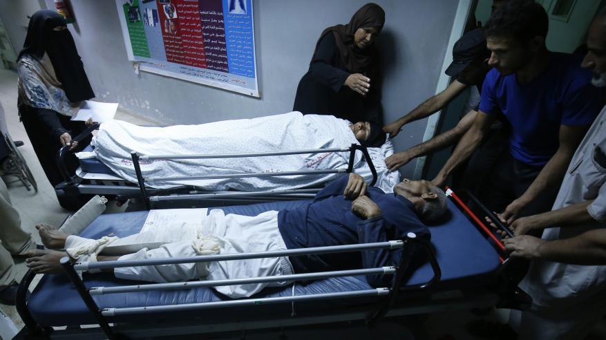 الاحتلال يقتل فلسطينيا في احتجاجات على حدود غزة