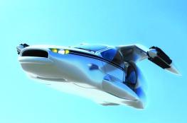 """سيارة طائرة من """"إير باص"""" بنهاية 2017"""