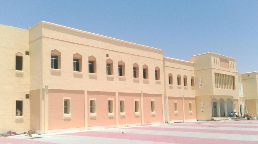 افتتاح مدرسة وادي السيل بتكلفة ت 1.3 مليون ريال بالوسطى