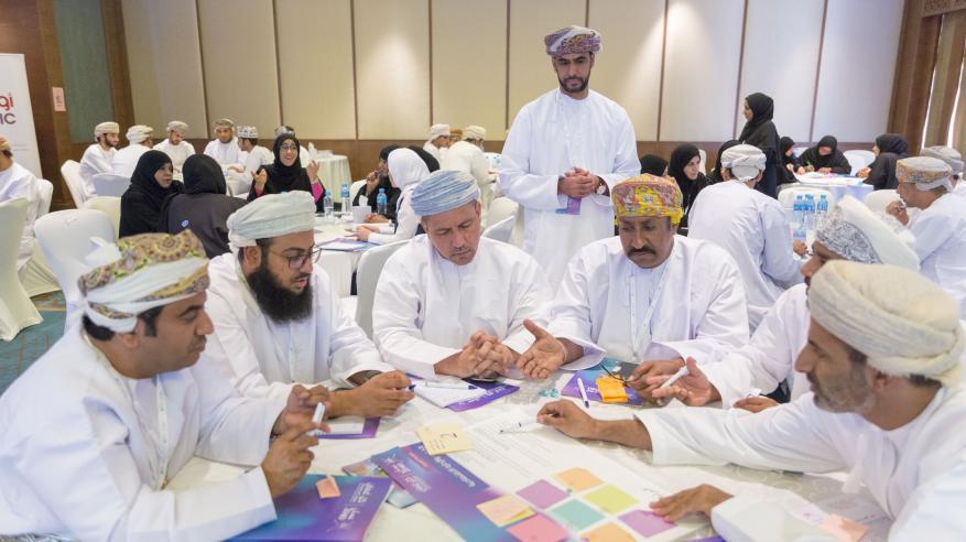 """فتح باب التسجيل في مؤتمر """"رؤية عمان 2040"""""""