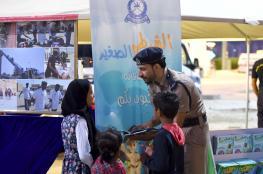 المقدم حمد الهاشمي: دور حيوي لمركز أمن العامرات في بث الطمأنينة بمهرجان مسقط