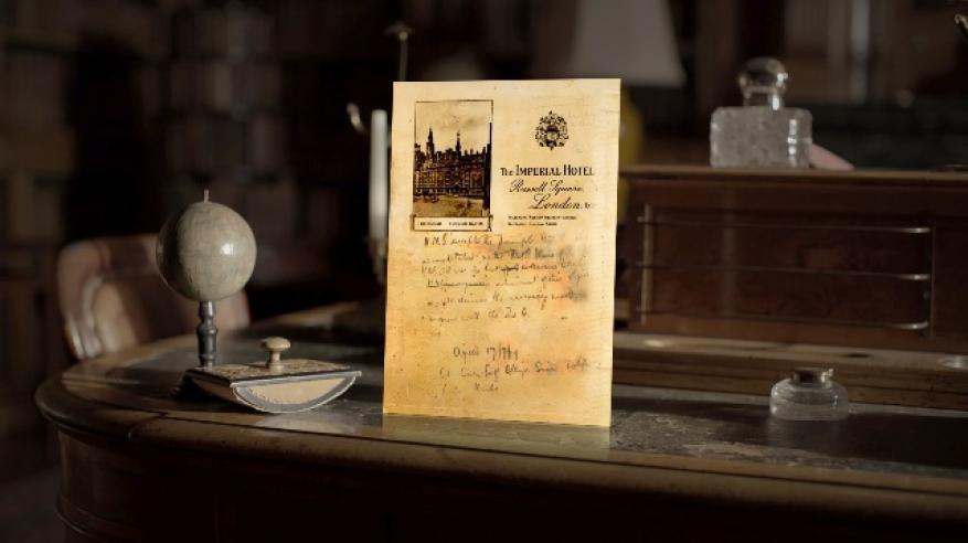 وعد بلفور.. فيلم يؤكد أهمية الوثيقة التاريخية (2)
