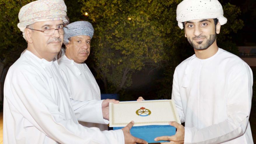 سلاح الجو السلطاني العماني يحتفل بيوم المعلم