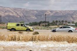 تواصل هطول الأمطار والسدود تحتجز أكثر من 23 مليون متر مكعب مياه