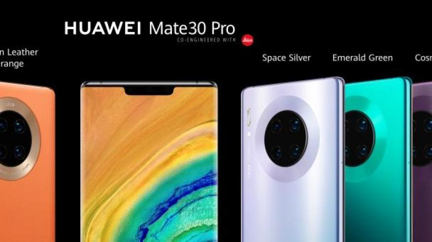 HUAWEI - Mate 30 Pro (2)