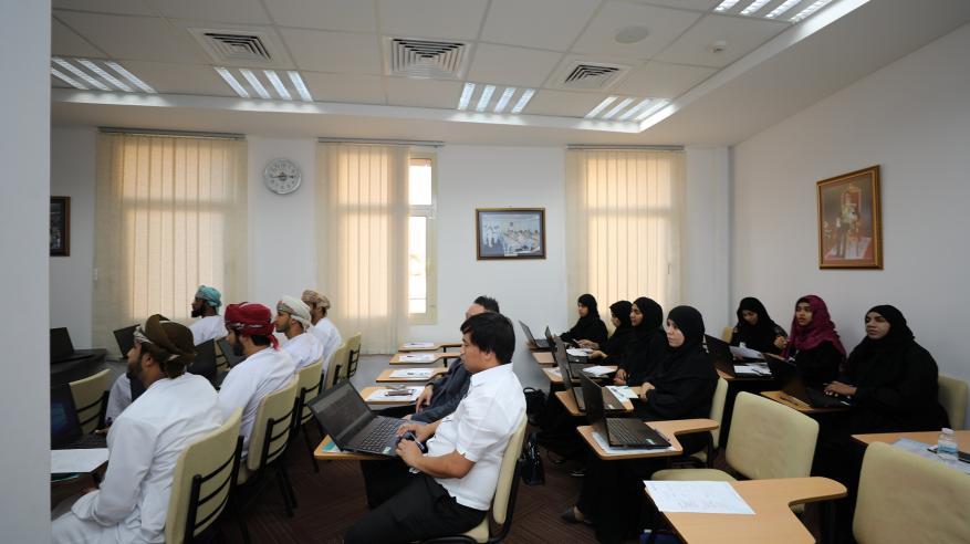 مشروع مصادر ينظم الحلقة الثانية للمنتسبين من مؤسسات التعليم العالي