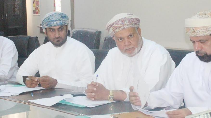 لجنة البحوث والدراسات  بتعليمية جنوب الشرقية تعقد اجتماعها الأول