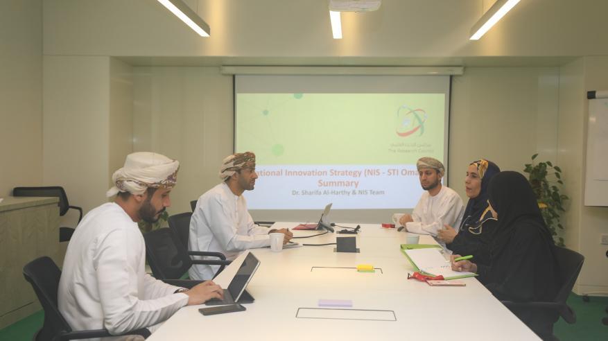 حلقة عمل حول دور المؤسسات النفطية في تعزيز منظومة الابتكار