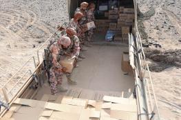 دوائر ووحدات الدفاع وأسلحة الإسناد تواصل تسخير إمكاناتها في التمرين المشترك