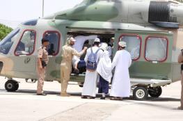 طلاب صور يعودون لمنازلهم بطائرات الشرطة بعد انتهاء الإختبارات