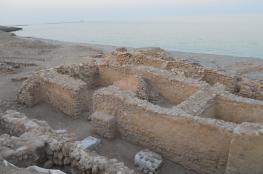 """""""التراث"""" تنهي المرحلة الخامسة من أعمال ترميم مدينة قلهات الأثرية"""