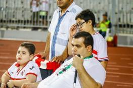 """تعرف على قصة """"المشجع الكفيف"""" أغرب مشجع في الملاعب العربية"""