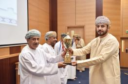 تتويج الفائزين بالمسابقة الرمضانية في الظاهرة