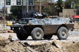 """العراق: """"داعش"""" يستميت في الدفاع عن آخر معاقله بالموصل"""