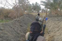 """العثور على مقبرة جماعية في الباغوز بها عشرات الجثث بعد رحيل """"داعش"""""""