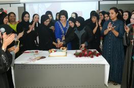 """""""إشراقة كيمجي رامداس"""" تحتفل بيوم المرأة العمانية"""